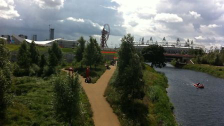 The Olympic Park won the London Planning Award for Planning Excellence.