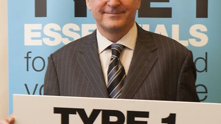 MP for Poplar and Limehouse Jim Fitzpatrick backs Diabetes UK's campaign