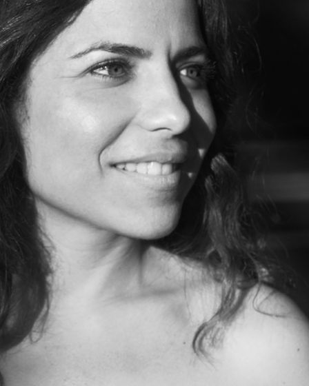 Tania Zarak whose film The Girl will have its European premiere in Bethnal Green