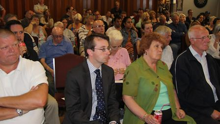 Packed meeting launches Friends of Island Gardens