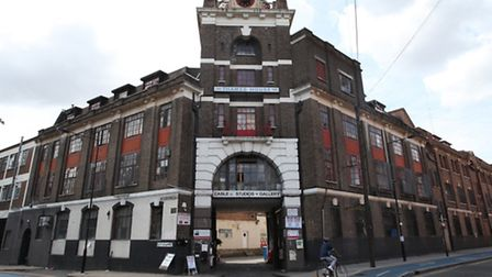Cable Street Studios, Limehouse.