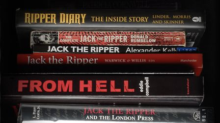 Hundreds of books have been written about Jack the Ripper down the years