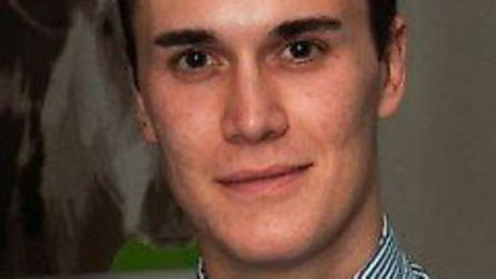 Moritz Erdhart, who died during the course of an internship with a global investment bank