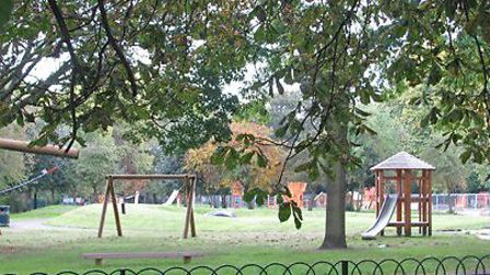 Get the feelgood factor at Vicky Park