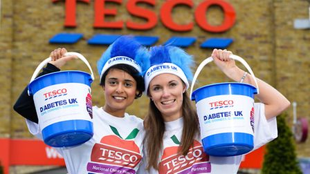 Diabetes UK is appealing for volunteers to help it raise vital funds. Picture: www.nickstrugnell.com