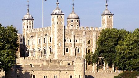 The Tower of London is among the landmarks pupils can enter