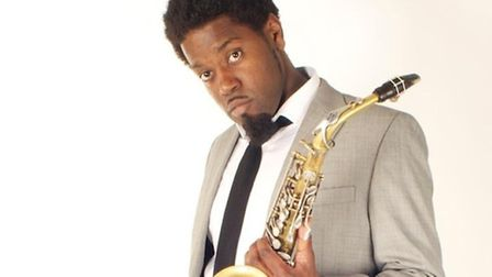 Soweto Kinch will be at The Rich Mix on December 13