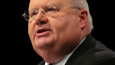 Secretary of state for communities and local government, Eric Pickles, says biscuit gaffe was fault