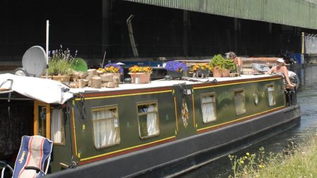 Making use of the Regent's Canal for transport