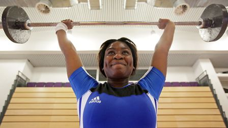Tower Hamlets weight-lifter Mercy Brown, 17, won two bronze medals at the European Youth Weightlifti