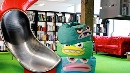 Mind Candy's quirky HQ at Old Street