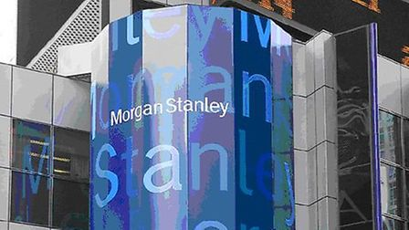 Morgan Stanley's Canary Wharf offices