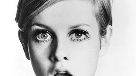 Supermodel Twiggy in 1967 [Getty Images]