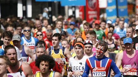 35,000 runners will take part in Sunday's race