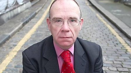 Cllr Peter Golds has contacted his lawyer and the police