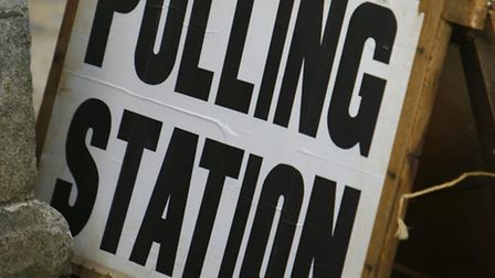 Your polling station, Picture: Chris Ison/PA Archive