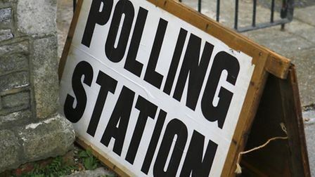 Polling.Picture: Chris Ison/PA Archive