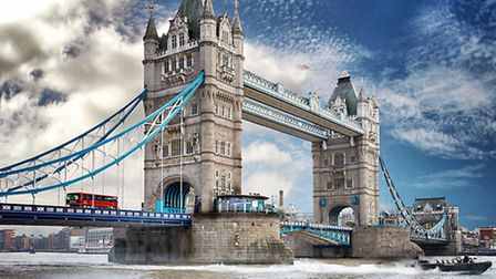 Tower Bridge is celebrating its 120th birthday (pic: Clive Totman)