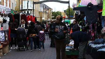 The event will take place at Roman Road Market on Saturday