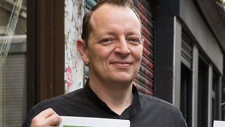 Chris Smith, Green Party mayoral candidate and Tower Hamlets resident
