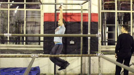 Chainstore London Academy of Parkour in Trinity Buoy Wharf