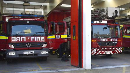 Firefighters are set to go on two more strikes. Picture: Tony Gay