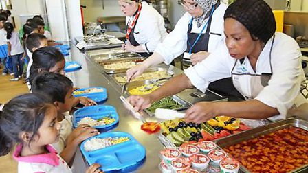 Tower Hamlets' free school meals judged the best in the country