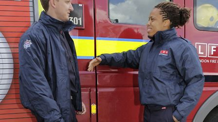 New kit for firefighters when visiting people's homes for safety advice