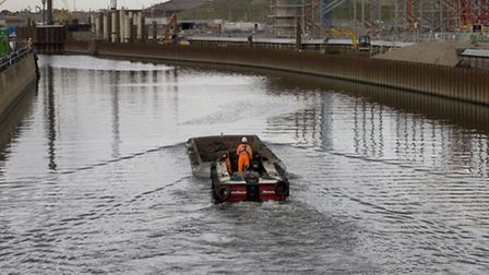 Lea River could supply heating to east London, says Environment Dept [picture: Steve Bates, 2009]