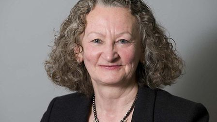 London Assembly's Jenny Jones... calling for 2020 clean air zone to be extended