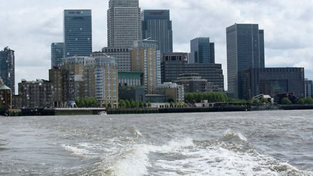 Warning from Canary Wharf... is skills shortage sinking London's reputation beneath the waves?