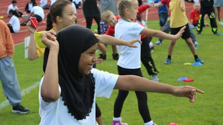 'Fit for Sport' programme gets youngsters into more activities like school sports