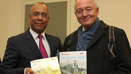 Ken Livingstone called the attacks on Mayor Rahman 'outrageous'