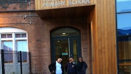 Whitechapel's Canon Barnett School... shortlisted in anti-bullying video competition