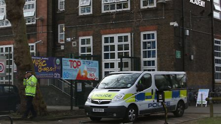 Bethnal Green Academy where the three teenage girls now in Syria were pupils