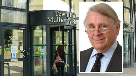 High Court QC Richard Mawrey [inset] and verdict on Tower Hamlets election trial