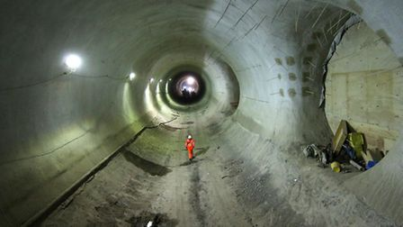 Crossrail tunnelling ready to run trains by 2018 [photo: Peter Macdiarmid/Getty Images]