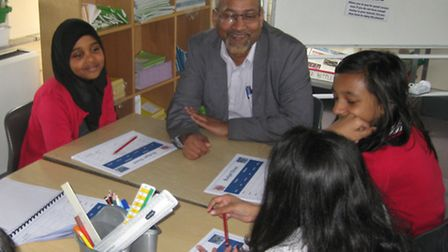 """Pupils learn to be """"streetwise"""" with money in Abacus programme"""