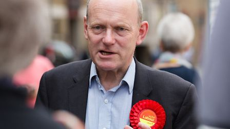 Labour's John Biggs running for Tower Hamlets Mayor [photo: Vickie Flores]