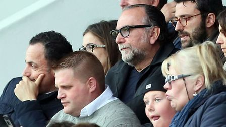 O's chairman Francesco Becchetti and others made mistakes during the 2014/15 campaign (pic: Simon O'