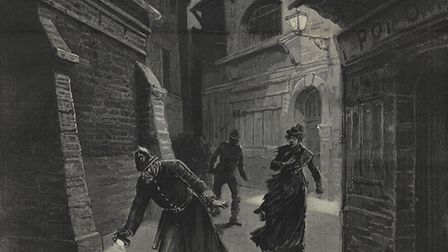 Murder most foul... but residents in Cable Street wonder if Jack the Ripper should be celebrated
