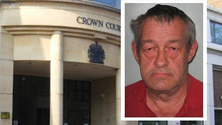 David Dutoit [inset] admits at Southwark crown court to historic sex charges