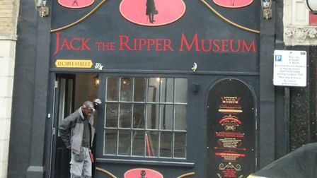 Ripper Museum opening soon in Cable Street