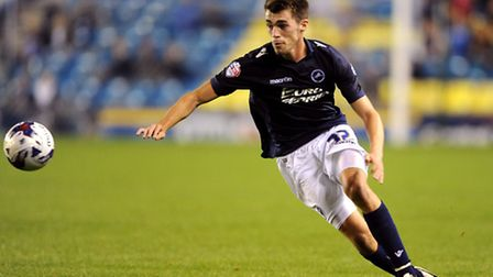 Millwall forward John Marquis has moved to Leyton Orient on a three-month loan (pic: Press Associati