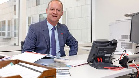 New Town Hall boss Will Tuckley gets feet under table at Tower Hamlets