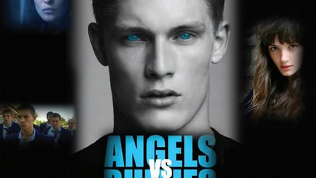East End former schoolkid Harry Goodwins in lead role in 'Angels vs Bullies'