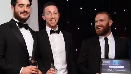 George Green's Secondary scoops Community Champion awards