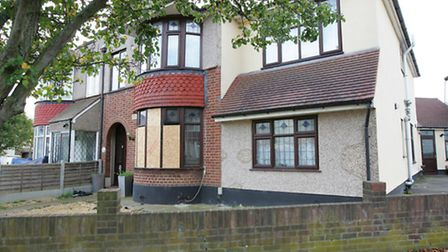Lynwood Care Home, in Beccles Drive, Barking