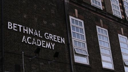 Launch at Bethnal Green Academy
