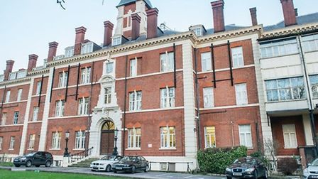 Sold for �47m... former London Chest Hospital